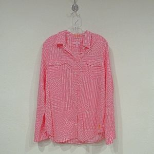 Lilly Pulitzer Eliot Button Down Shirt